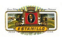 Estanillo Cigar Label