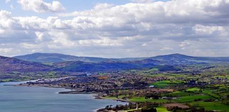 Warrenpoint Panorama