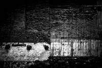 allentown bw brick wall-8921