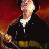Firefighter Boyle Art Prints & Posters by Jesse Gardner