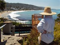 Painting Laguna Beach