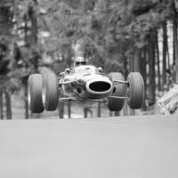 """BRM 261 at Nurburgring 1966"" by roadandtrackphotos"