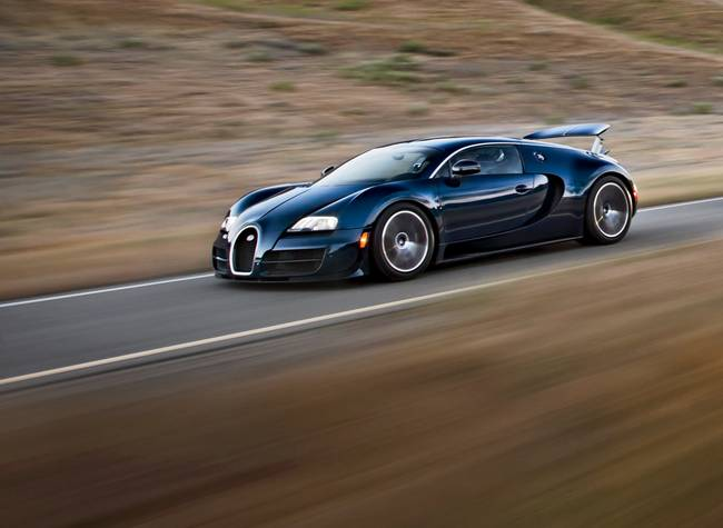 2011 Bugatti Veyron Super Sport 5 By Road Track