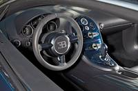 2011 Bugatti Veyron Super Sport Steering Wheel