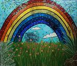 whimsical rainbow