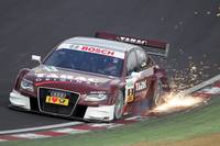 Audi A4 DTM at Brands Hatch 2010