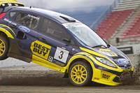 Ford Fiesta at GlobalRallyCross 2011
