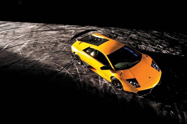 2010 Lamborghini Murcielago Lp670 4 Sv By Road Track