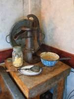 Water Pump in Kitchen