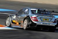 Mercedes Benz AMG DTM at Hockenheim 2011