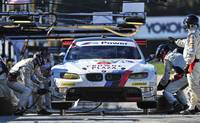 BMW M3 GT ALMS at Road Atlanta 2011