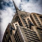 Chrysler Building by James Howe
