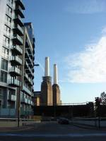 Battersea Power Station And Condos