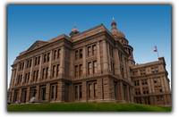 Texas Capitol Building 2012