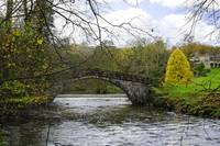 St Bertram's Bridge, Ilam (26865-RDA)