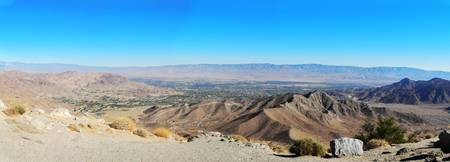 Palm Springs Panorama