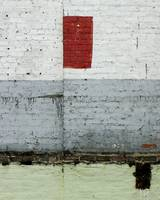Brick Wall Accompanied by Red