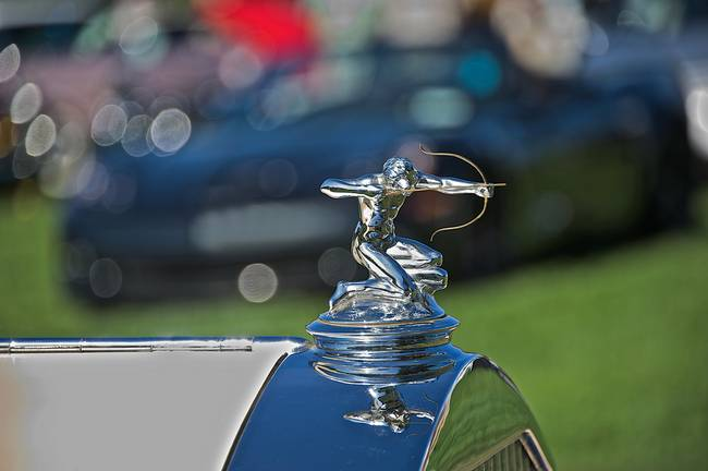Pierce-Arrow Hood Ornament 6