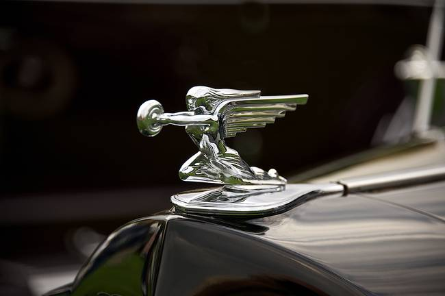 Packard Hood Ornament 1