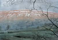 Rise Hill in December by John Cooke