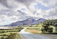The Mountains of Mourne by Lydia Burgh