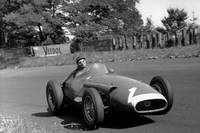 Maserati at German GP 1957