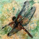 """Dragonfly Dance"" by schulmanart"