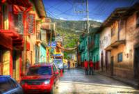 The Colorful Streets Of Xichu