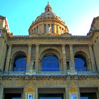 Palau Nacional(Barcelona) Art Prints & Posters by Stephen Doherty