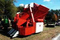 Allis-Chalmers Sample Guardian Cotton Picker