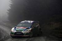 Ford Fiesta RS WRC Great Britain 2011