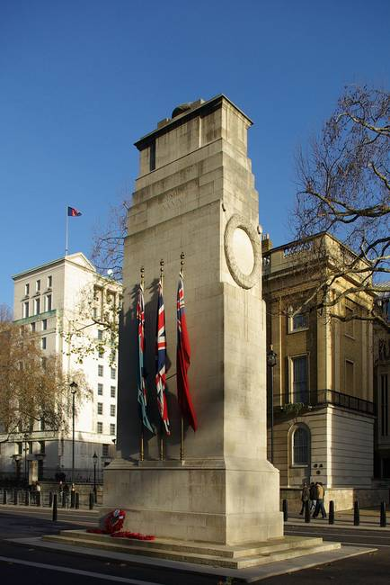 The Cenotaph, Whitehall, London