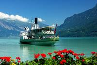 The Ferry, Lake Bern, Interlaken, Switzerland