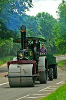 Aveling & Porter BS10 (YA1177) Steam Roller