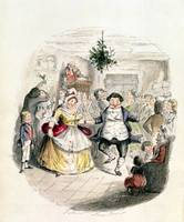 Mr Fezziwig's Ball, from 'A Christmas Carol' by Ch