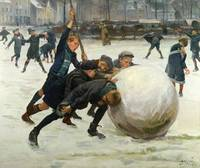 The Giantest Snowball, 1903