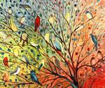 27 Birds by Jennifer Lommers