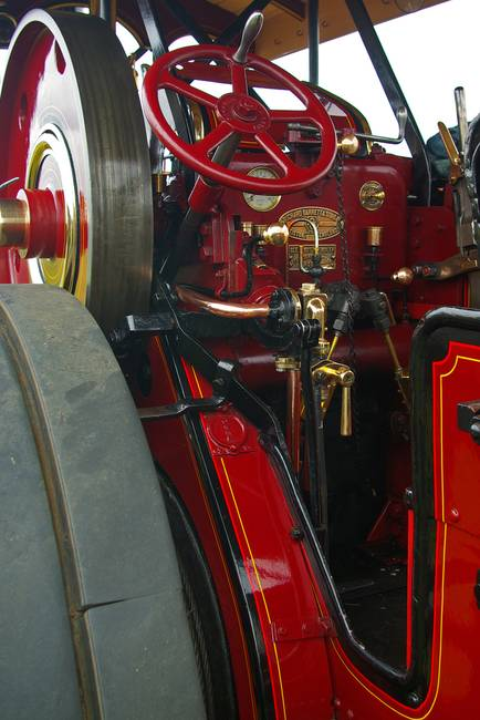 Traction Engine Steering Gear