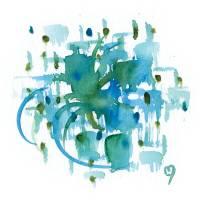 Atom Sea No13 by MARINA KANAVAKI