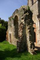 Ruined Church, Ayot St Lawrence