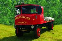 Steam Lorry