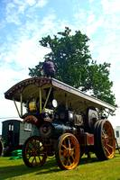 Burrell Majestic Showmans Steam Engine