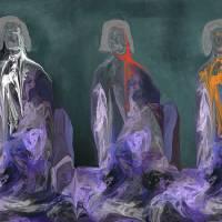Judgement Art Prints & Posters by David Lane