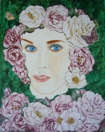 Flower Fairy 1