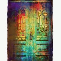 Door Art Prints & Posters by Anna Brunk