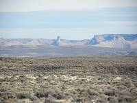 Wyoming Landscape Near Green River No. 2