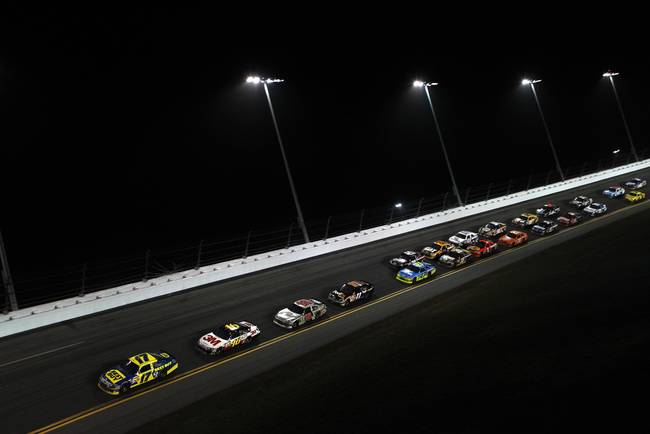NASCAR Daytona 500 2012 Night Life