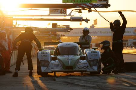 Sebring 12 Hours 2012 Pit Action