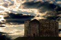 Clifford's Tower, York, photograph by Will Corder