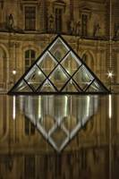 Reflections at Louvre